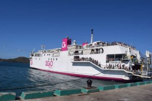 how to get to palawan by ferry